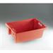 FSMISC STACK/NEST BOX 600X400X200MM RED