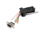 StarTech.com DB9 to RJ45 Modular Adapter - F/F GC98FF