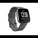 "Fitbit Versa - Special Edition LCD 3,4 cm (1.34"") Grafito GPS (satélite)"