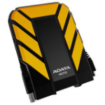 ADATA 1TB DashDrive Durable HD710 1000GB Yellow external hard drive