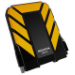 ADATA 1TB DashDrive Durable HD710 1000GB Yellow