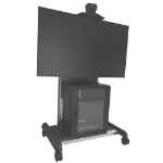 Chief XVAUB multimedia cart/stand Black Flat panel