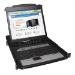 Tripp Lite NetDirector 8-Port 1U Rack-Mount Console IP KVM Switch w/19-in. LCD