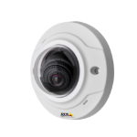 Axis M3004 IP security camera indoor & outdoor Dome Black,White