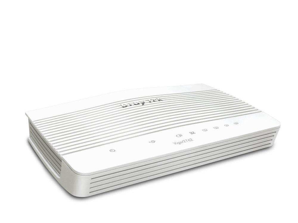 Draytek Vigor2762 VDSL2/ADSL2+ VPN Firewall Router 4xGigabit LAN WAN Port 2xUSB for 3G/4G 2xSSL VPN Tunnels