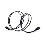Silverstone CP11 SATA cable 0.5 m Black