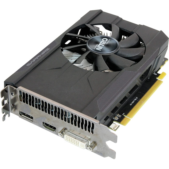 Sapphire NITRO R7 360 2G D5 AMD Radeon R7 360 2GB