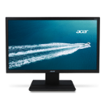 "Acer V6 V226HQL computer monitor 54.6 cm (21.5"") 1920 x 1080 pixels Full HD LED Flat Black"