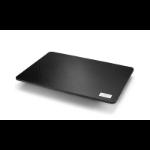 """DeepCool N1 notebook cooling pad 39.6 cm (15.6"""") 1000 RPM Black"""