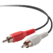 Belkin F8V3015CP3M 3m Black,Red,White audio cable