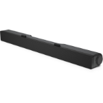 DELL AC511M soundbar speaker 2.0 channels 2.5 W Black