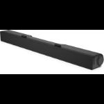 DELL AC511M soundbar speaker 2.0 channels 2.5 W Black