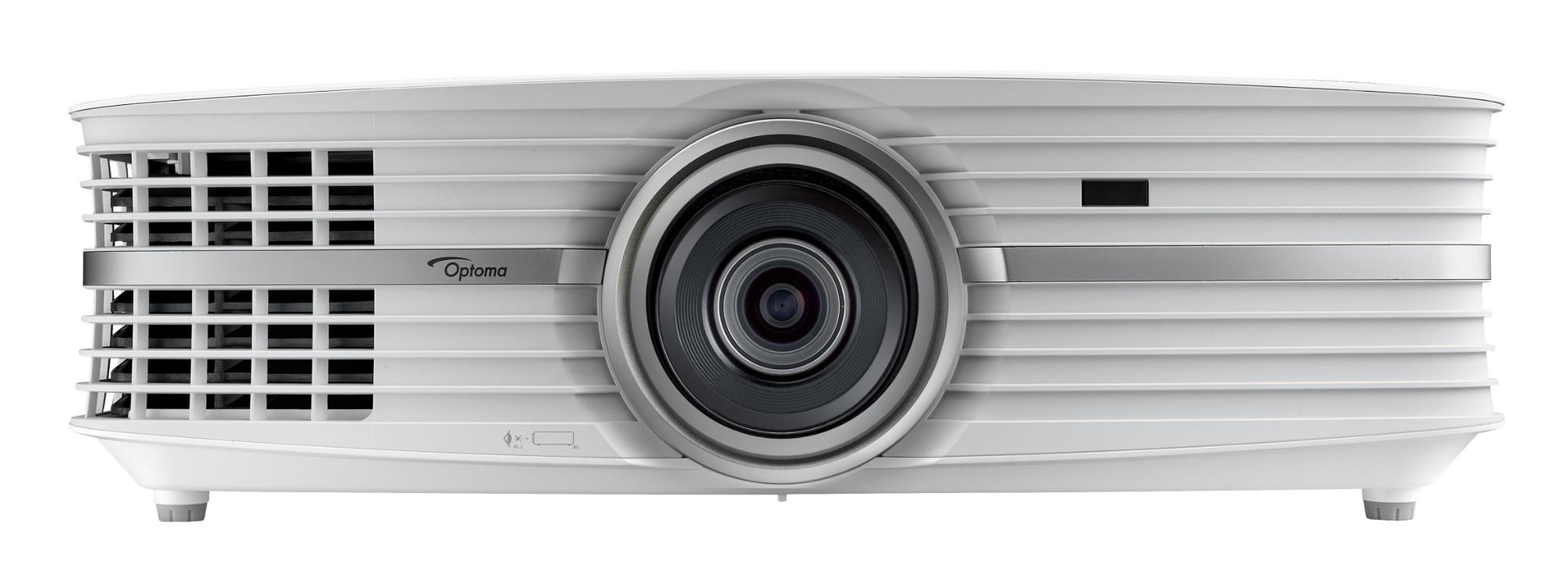 Optoma UHD60 beamer/projector 3000 ANSI lumens DLP 2160p (3840x2160) Desktopprojector Wit