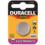 Duracell Specialties - Electronics batteries 2025 2PK Single-use battery CR2025 Lithium 3 V