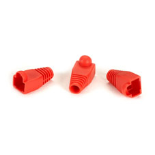 Black Box FMT720 cable boot Red 50 pc(s)