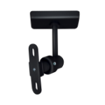 B-Tech BT34 Ceiling,Wall Black speaker mount