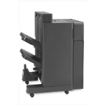 HP LaserJet Booklet Maker/Finisher with 2/3 hole punch