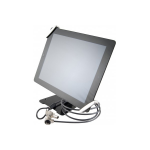 Hypertec 915121-HY multimedia cart/stand Multimedia stand Black Tablet