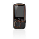 iBox IMP34V1816BK MP3/MP4 player Black 4 GB