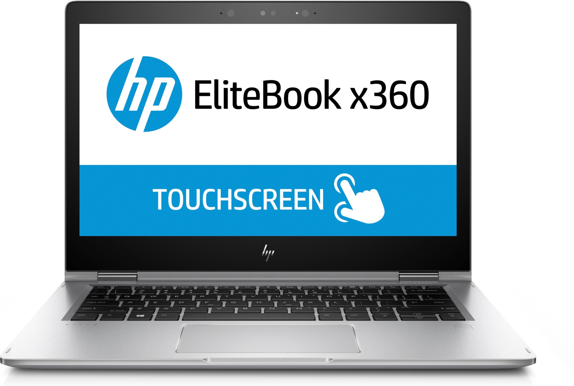 HP EliteBook x360 1030 G2 Notebook Silver 33.8 cm (13.3
