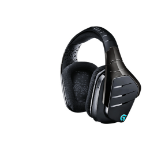 Logitech G933 Artemis Spectrum Binaural Head-band Black headset