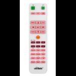 Vivitek 5041846400 remote control IR Wireless Projector Press buttons