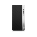 HP ProDesk 400 G4 MT Zesde generatie Intel® Core™ i3 i3-6100 4 GB DDR4-SDRAM 500 GB HDD Zwart, Zilver Micro Tower PC