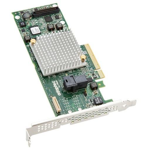 Adaptec 8405 RAID controller PCI Express x8 12 Gbit/s