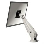 "Newstar FPMA-D200 30"" Grey flat panel desk mount"