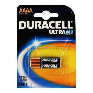 Duracell MX2500 household battery Single-use battery AAAA Alkaline