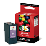 Lexmark 18C0035E (35XL) Printhead color, 450 pages, 21ml