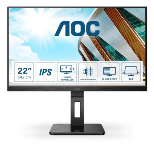 AOC P2 22P2Q LED display 54.6 cm (21.5