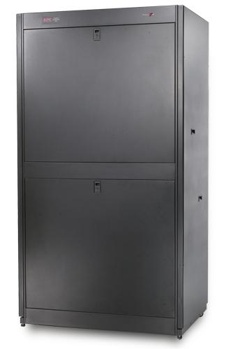 APC Cooling Distribution Unit power rack enclosure Black
