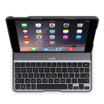 Belkin F5L190eaBLK QWERTY UK English Black mobile device keyboard