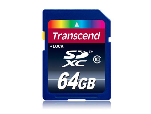 Transcend Transcend 64GB SDXC