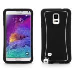 """Griffin GB40818 5.7"""" Shell case Black mobile phone case"""