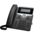 Cisco 7811 1lines LED Wired handset Black, Silver
