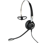 Jabra Biz 2400 II USB Mono BT MS Headset Head-band Bluetooth Black, Silver