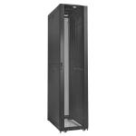 Tripp Lite SR55UB rack cabinet 55U Freestanding rack Black