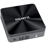 Gigabyte GB-BRI3-10110 PC/workstation barebone Black BGA 1528 i3-10110U 2.1 GHz