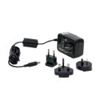 Digi 76000823 power adapter/inverter indoor 18 W Black
