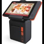 """Advantech AIM-37 25.6 cm (10.1"""") 1280 x 800 pixels Touchscreen 1.44 GHz x5-Z8350 Tablet Black,Grey"""