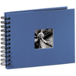Hama Fine Art photo album Blue 50 sheets 100 x 150