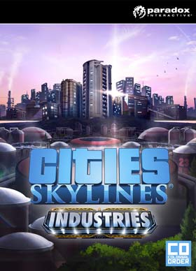 Nexway Cities: Skylines - Industries Video game downloadable content (DLC) PC/Mac/Linux Español