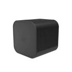 KitSound BoomCube Stereo portable speaker Black 3 W