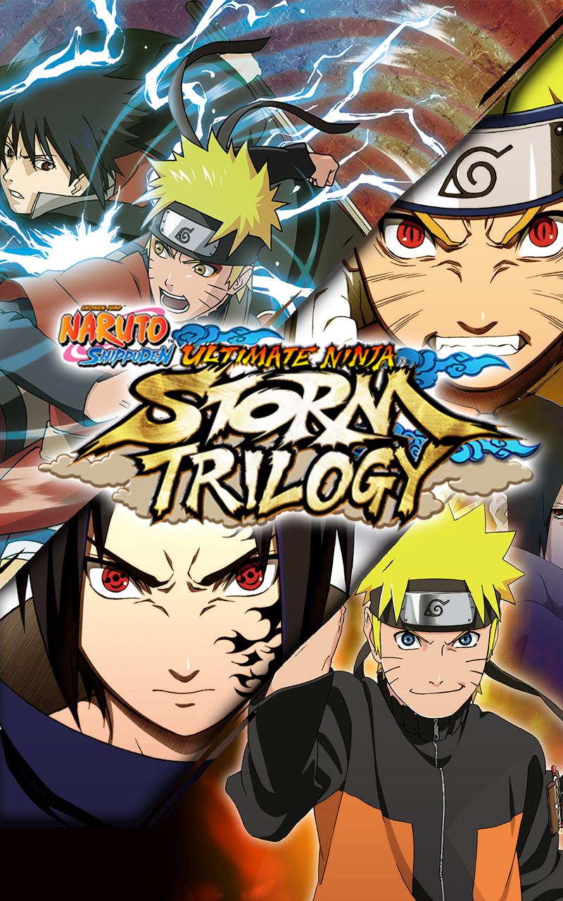 Nexway Naruto Shippuden: Ultimate Ninja Storm Trilogy vídeo juego PC Español