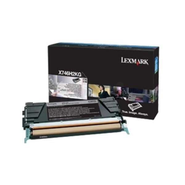 Lexmark X746H3KG Toner black, 12K pages