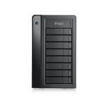 Promise Technology Pegasus3 Symply Edition R8 32000GB Tower Black disk array