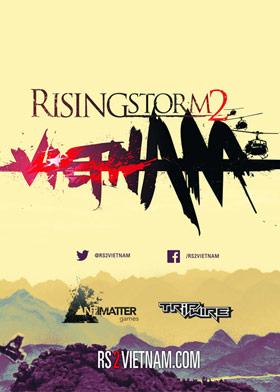 Nexway Act Key/Rising Storm 2: Vietnam vídeo juego PC Español