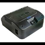 Industrias Sola Basic Slimvolt 4AC outlet(s) 100-127V Negro regulador de voltaje dir